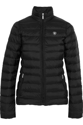 Ariat Ideal down jacket zwart