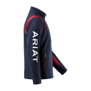 Ariat New Team Softshell Kids NAVY / kinderen