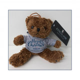 KINGSLAND Christmas Teddy Bear_