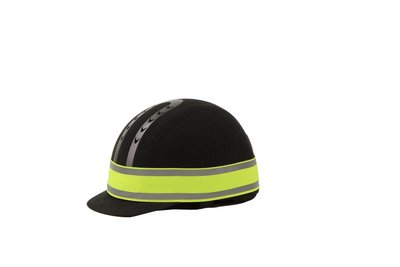 HELMET BAND FLUORESCENT AND REFLECTIVE