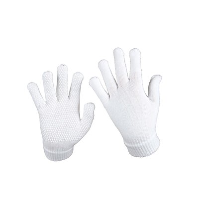 Handschoenen Epona Gloves knitted white adults