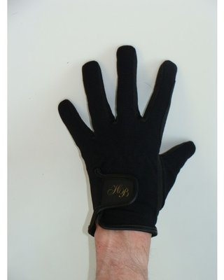 Handschoenen HB 1714 Washable Gloves black