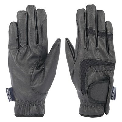 Handschoenen Harry's Horse Gloves Arctic Rider Black