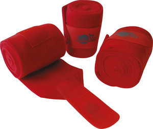 Bandages Jumptec rouge