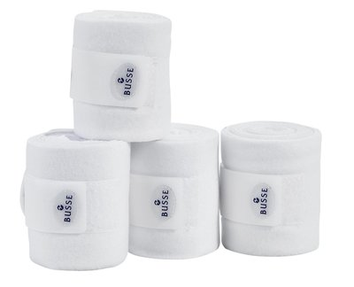 Bandages Busse fleece blanc