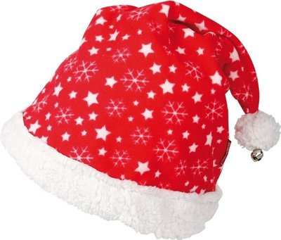 Harry's Horse Snowflake capmuts rood/red 1-maat