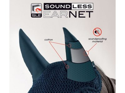 EQUILINE SOUNDLESS EARNET BLACK