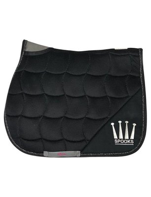COMING SOON / SPOOKS SADDLE PAD ACTIVE BLACK