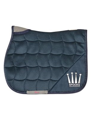 COMING SOON / SPOOKS SADDLE PAD ACTIVE NAVY