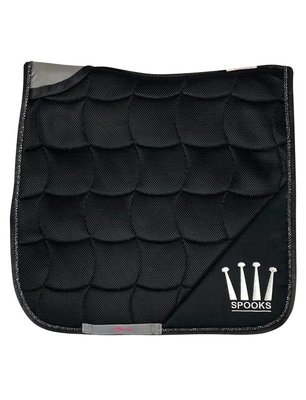 COMING SOON / SPOOKS DRESSAGE PAD ACTIVE BLACK